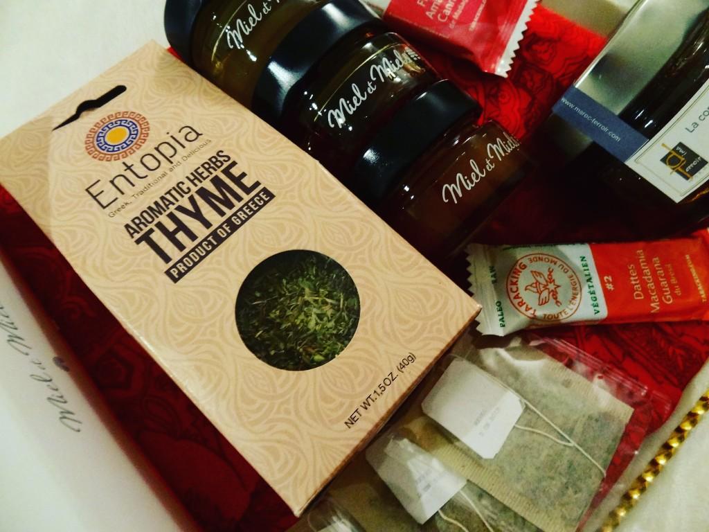 eGoodFoodShop - coffrets gastronomiques et healthy