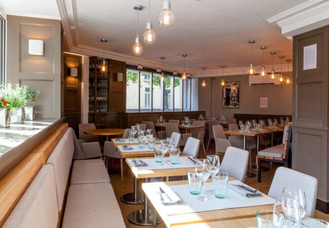 Mavrommatis Passy – restaurant, cave et traiteur grec d'exception