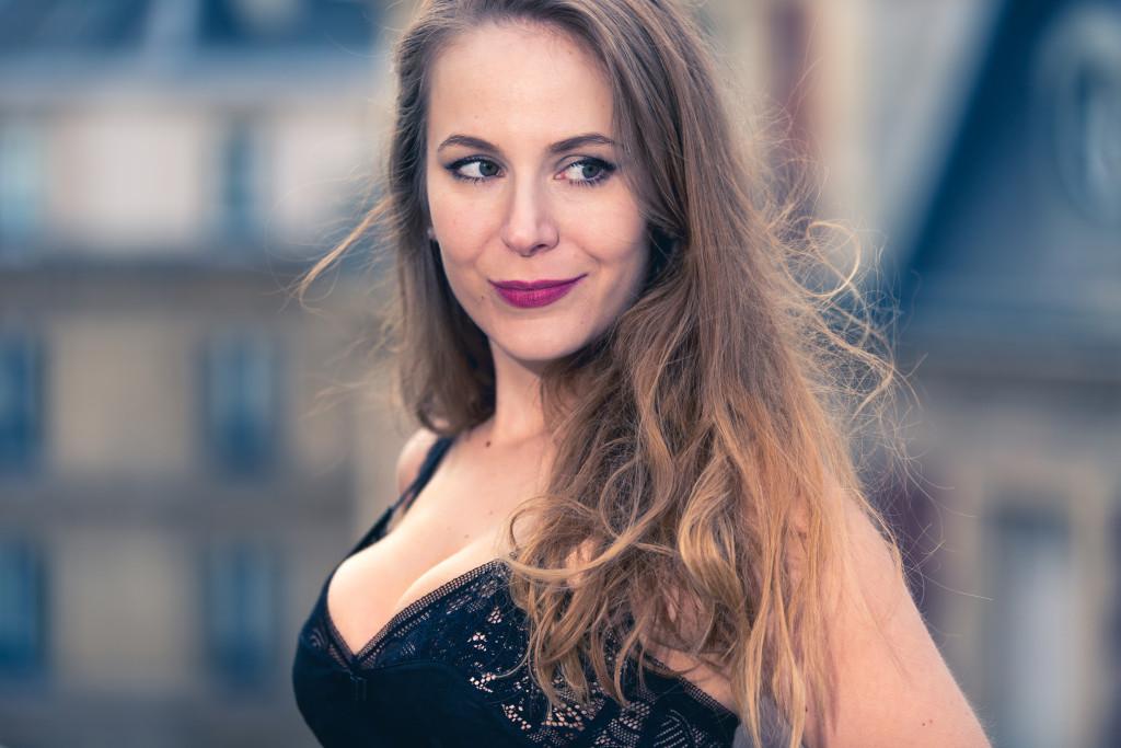 Glamuse - nuisette - dessous chics - dentelle de Calais