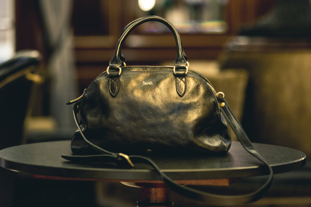 Maxwell Scott - maroquinerie de luxe - un it bag en cuir