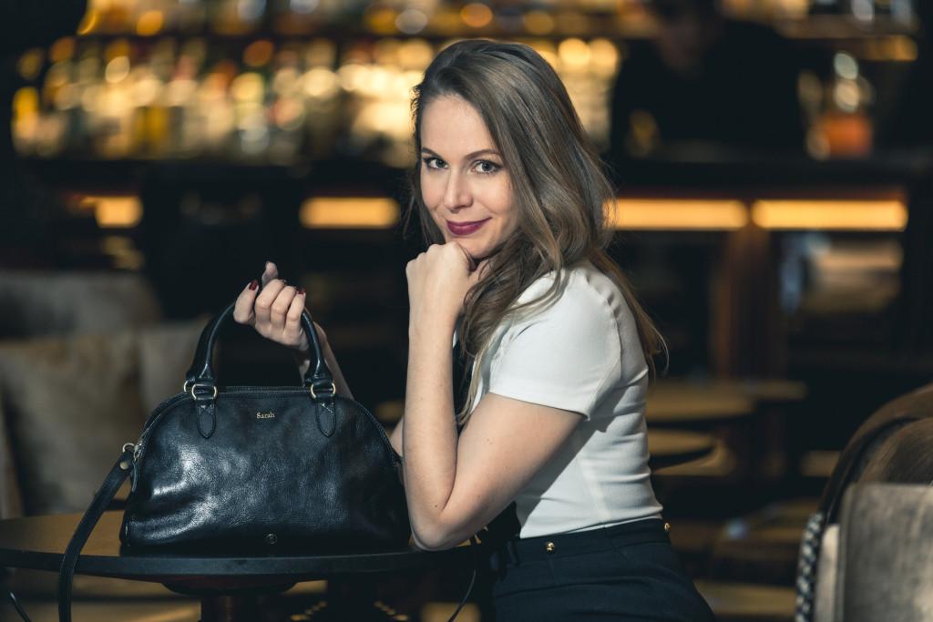 Maxwell Scott - maroquinerie de luxe - un it bag en cuir