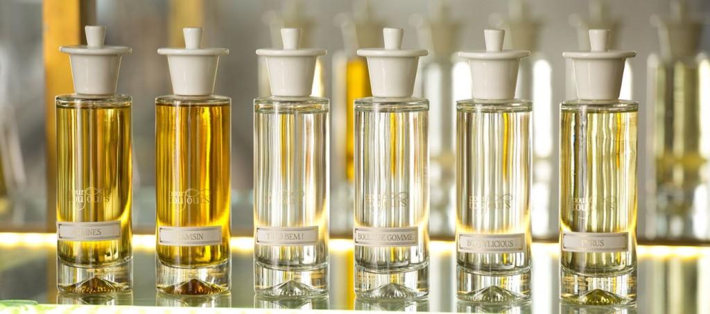 parfums pour toujours - martine denisot - paris frivole