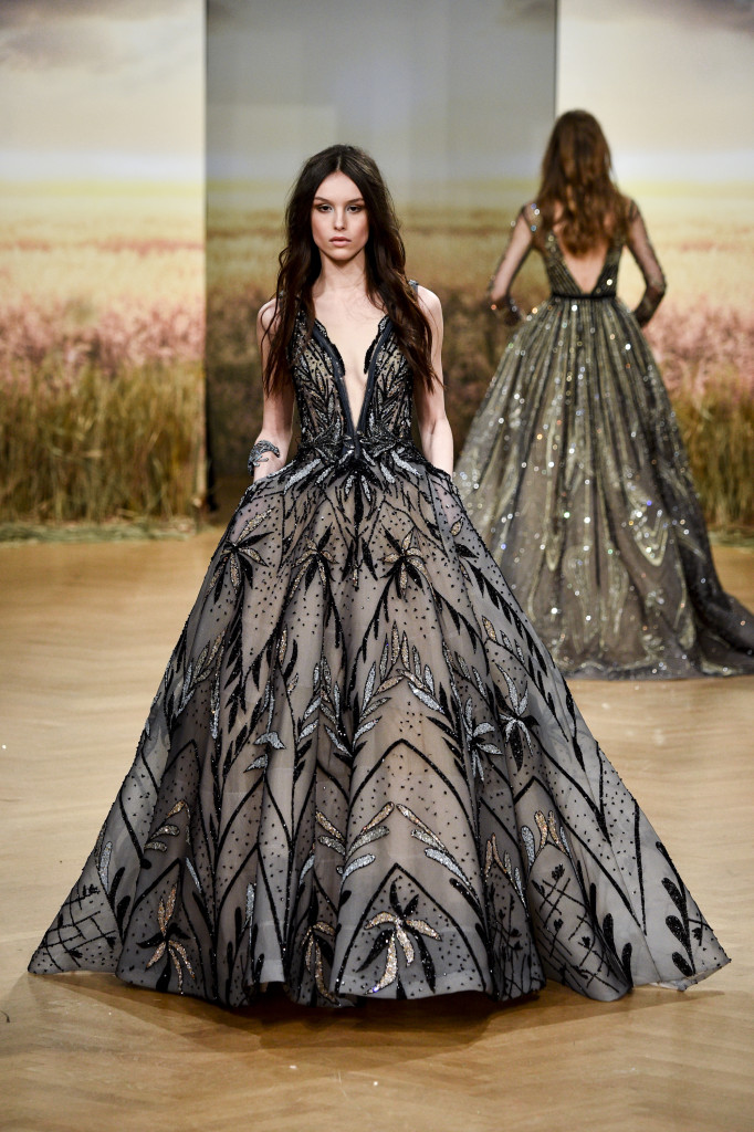 Ziad Nakad - Paris Fashion Week – collection couture printemps été 2018