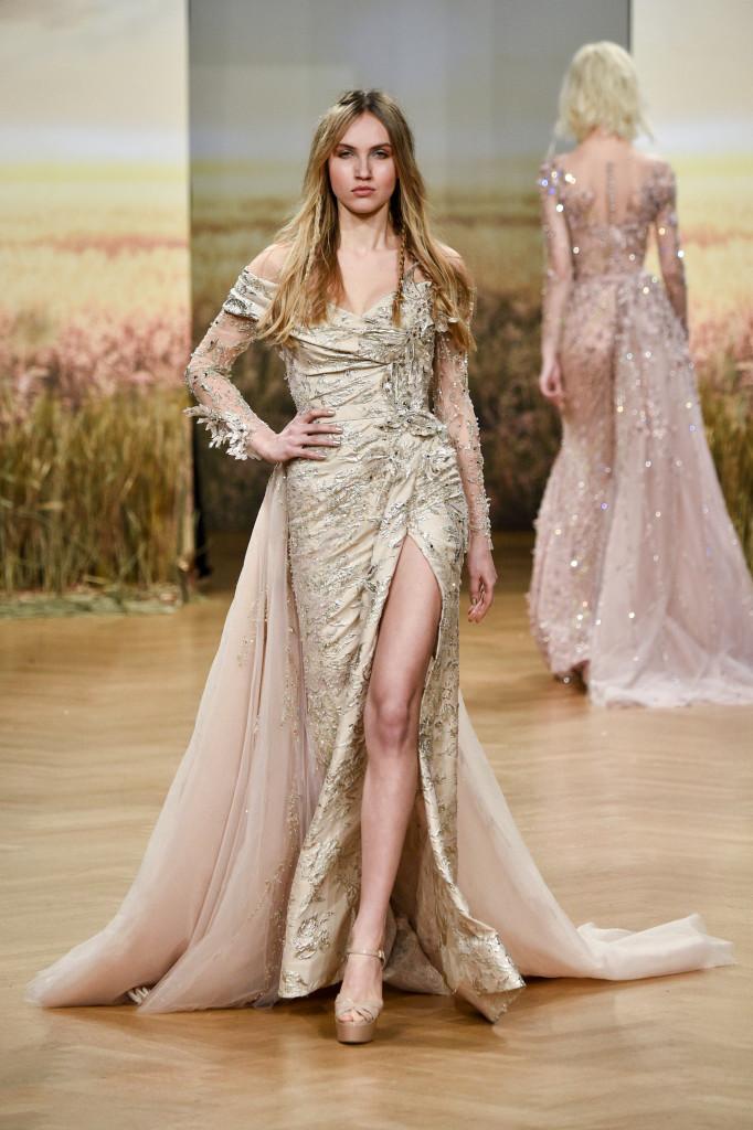 Ziad Nakad - Paris Fashion Week – collection couture printemps été 2018