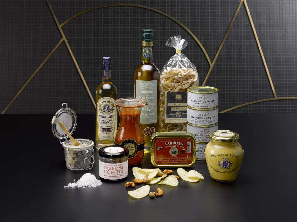 Le Printemps du Goût - gastronomie française - épicerie fine