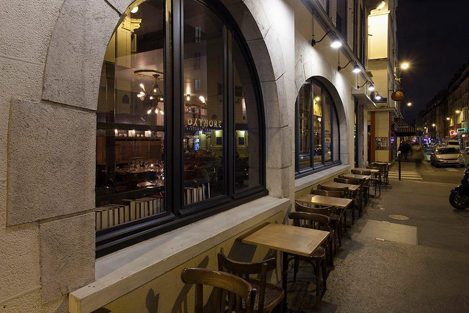Oxymore - pizza à la française - restaurant à la mode - Paris 11