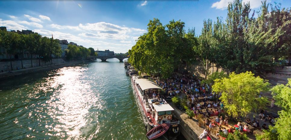 La Péniche Marcounet - concerts de jazz - apéros festifs sur la Seine