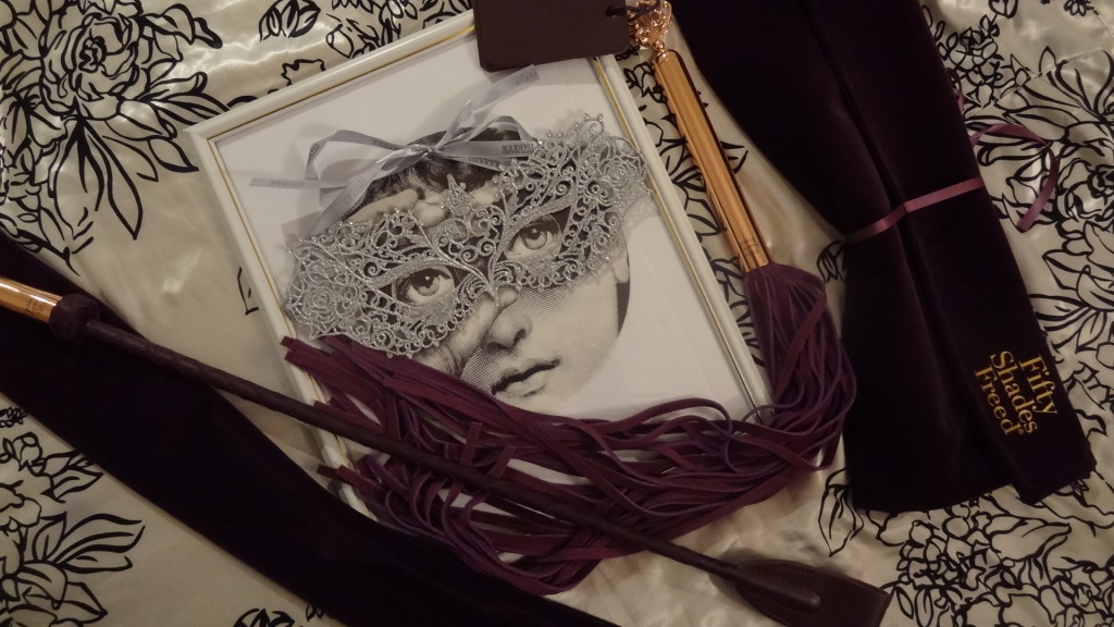 Le Passage du Désir - 50 nuances de Grey - les accessoires de la saga