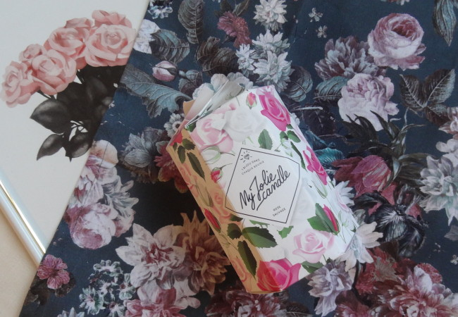 My Jolie Candle – bougies parfumées – bijou surprise – Swarovski elements