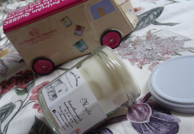 Les Bougies de Charroux – nouveau parfum – coffret Candle Trucks