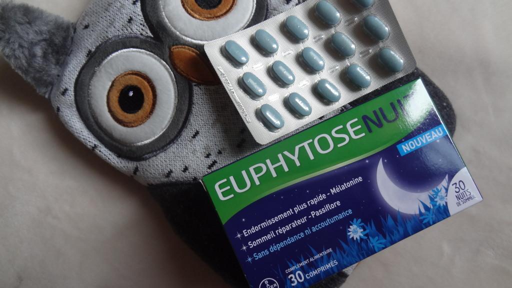 EuphytoseNuit - compléments alimentaires - mieux dormir