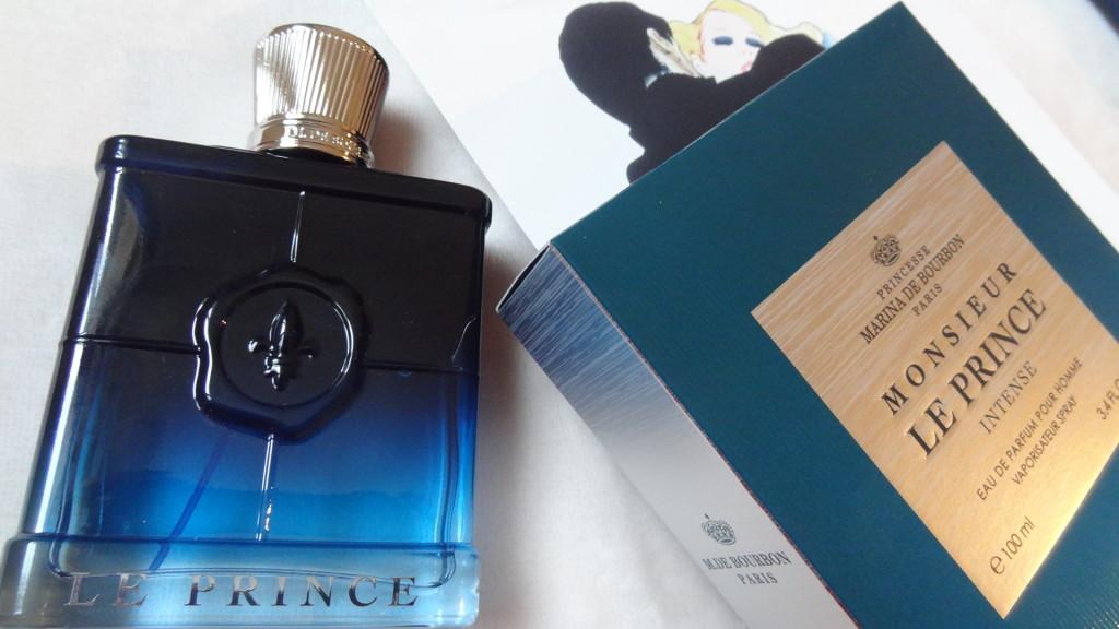 Monsieur le Prince Intense - parfum Princesse Marina de Bourbon