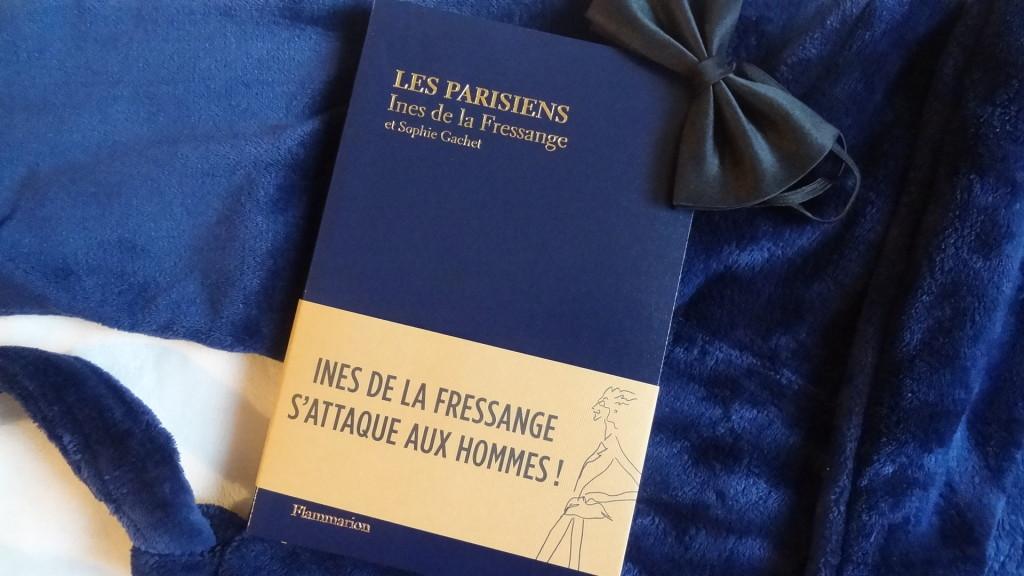 Les Parisiens - Inès de la Fressange et Sophie Gachet - Flammarion