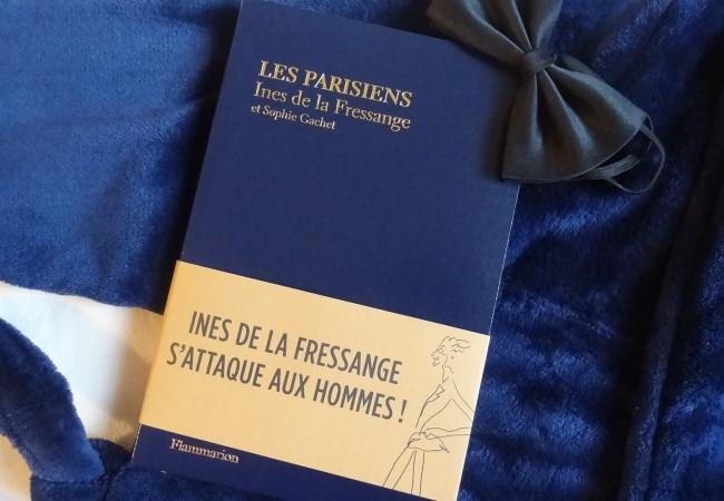 Les Parisiens – Inès de la Fressange et Sophie Gachet – Flammarion
