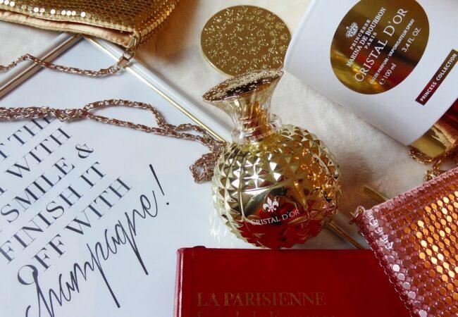 Cristal d'Or – parfum Princesse Marina de Bourbon