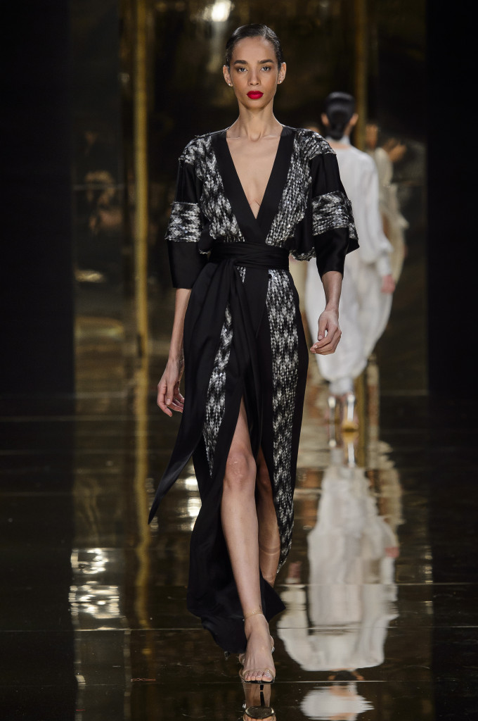 Rani Zakhem - Paris Fashion Week – collection couture printemps été 2018