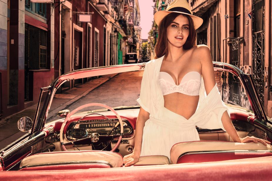 Wonderbra - collection printemps été 2018 - Viva Havana