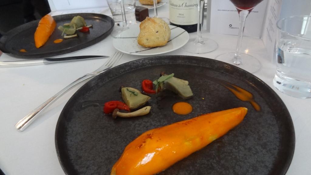 La Maison Blanche Paris - un menu de Saint Valentin extraordinaire