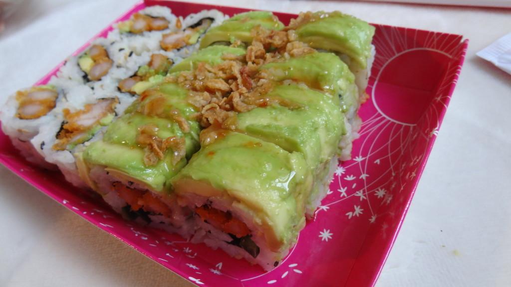 Bozen Sushi - restaurant japonais - sushis, salades et bagelsDSC05666