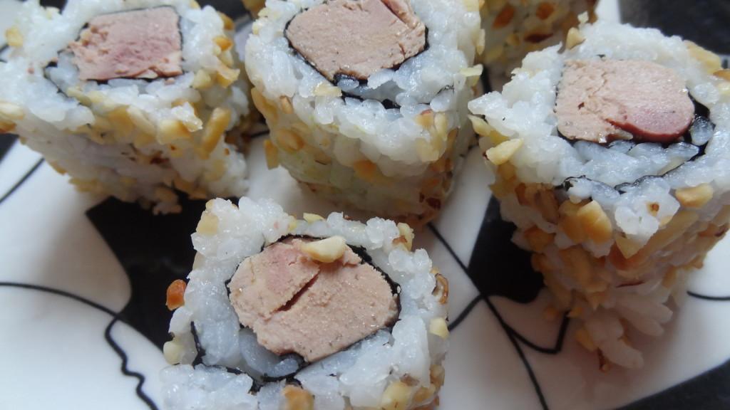 Bozen Sushi - restaurant japonais - sushis, salades et bagels