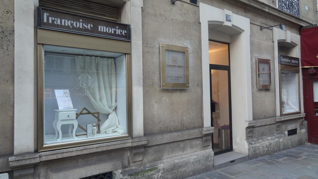 Institut de beauté Françoise Morice – beauté des mains Kinéplastie