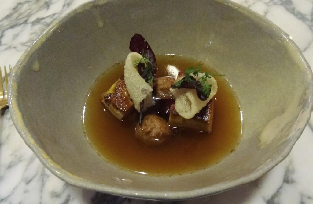 Le Lumen - un jardin d'hiver au coeur de Paris - gastronomie de haute voltige