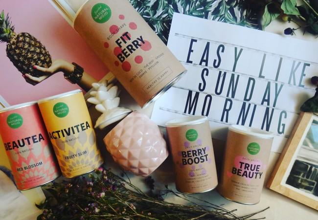 Natural Mojo – les super aliments – healthy food – minceur