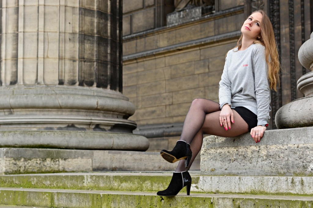 L'affaire de Rufus - sweat shirts en coton bio - made in Paris