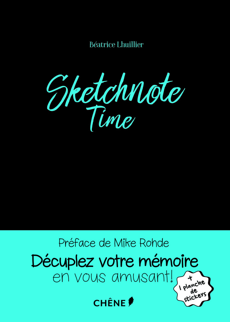 Sketchnote Time - Editions du Chêne