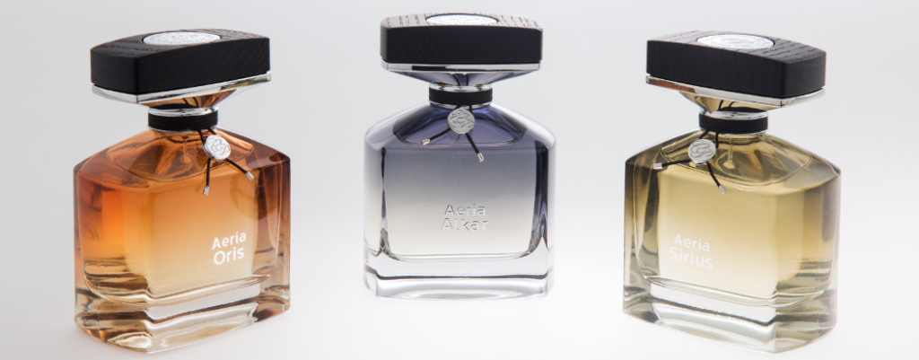 La Cristallerie des Parfums - Aeria Alkhar- un sillage floral boisé