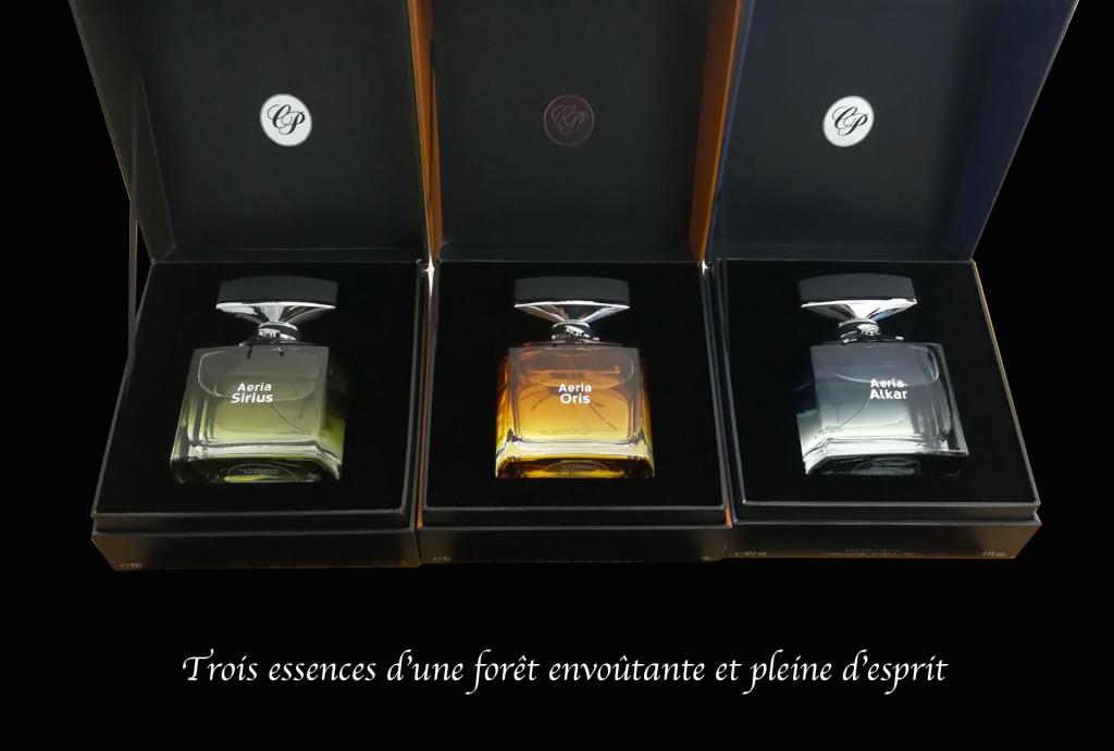 La Cristallerie des Parfums