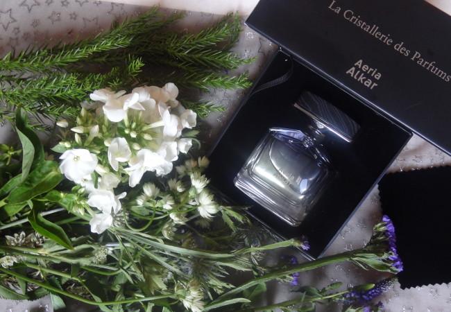 La Cristallerie des Parfums – Aeria Alkar- un sillage floral boisé