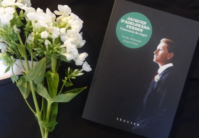 Jacques D'Adelswärd-Fersen, l'insoumis de Capri – Séguier Editions