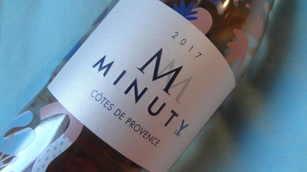 Minuty by Ashley Mary - un rosé de Provence élégant - Cuvée M