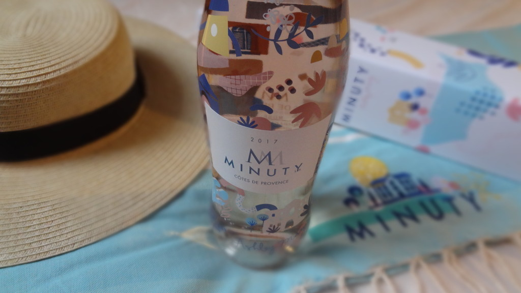 Minuty by Ashley Mary - un rosé de Provence élégant - Cuvée M