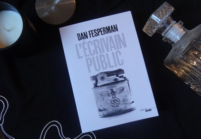 L'Ecrivain public – Dan Fesperman – éditions du Cherche Midi