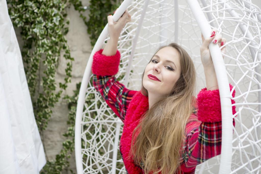 Le Peignoir - fantaisie hivernale - Les Bulles de Paris