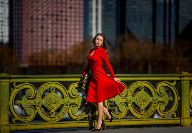 TopVintage – une robe année 50 flamboyante – un look de pin-up