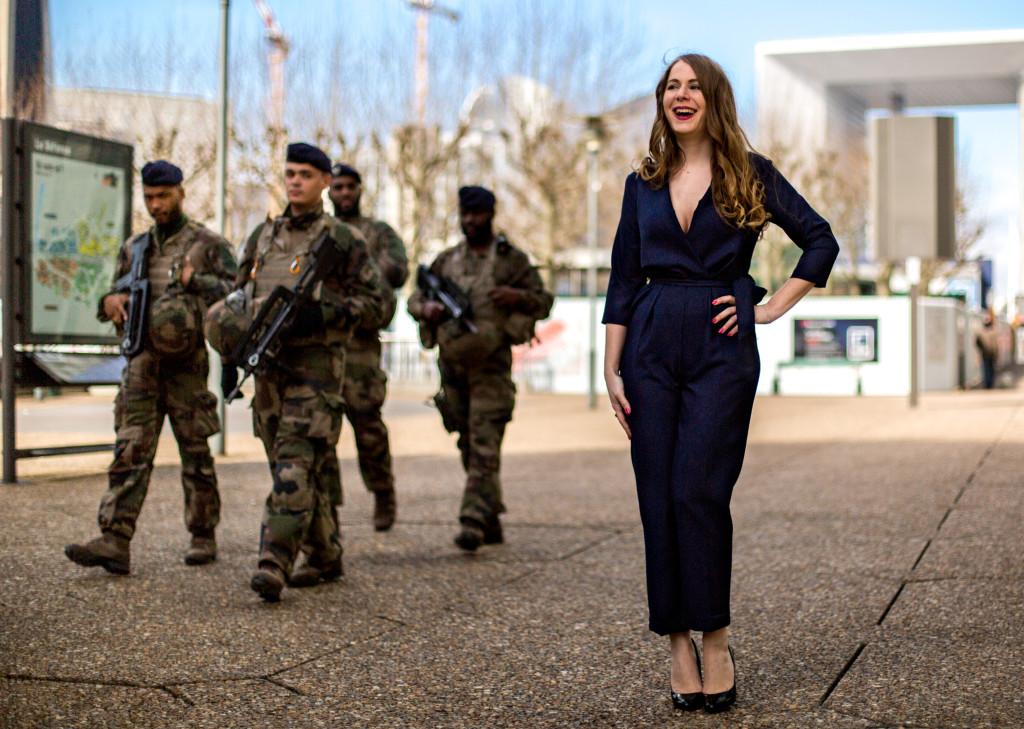 Sarah Paris Frivole - blogueuse parisienne  rétro