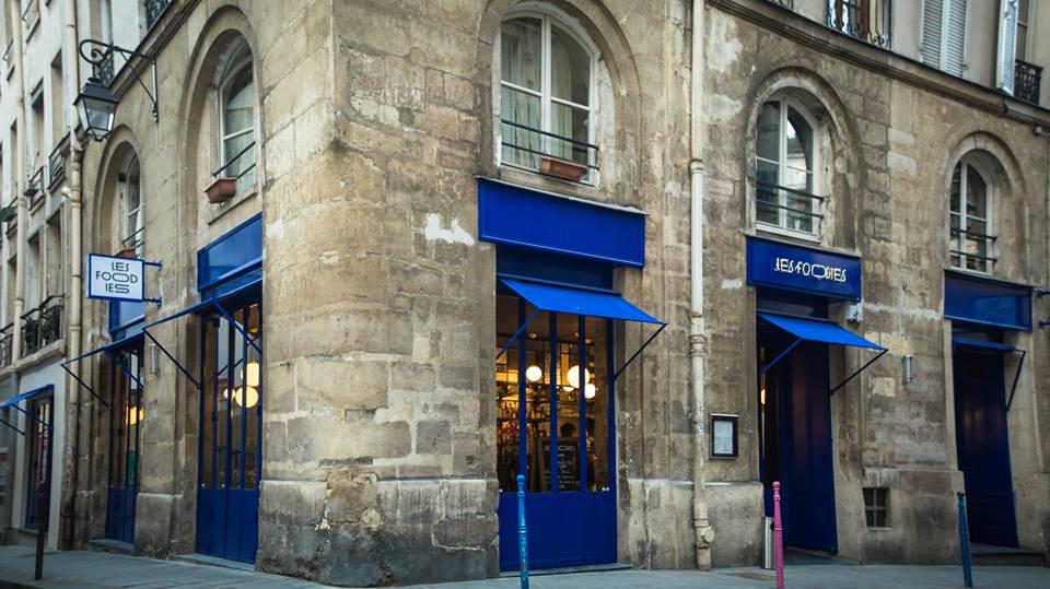 Les Foodies - néo-bistrot parisien - le Marais