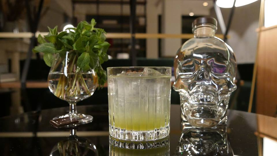 Crystal Head - France Liqueurs Distribution - PARISTER