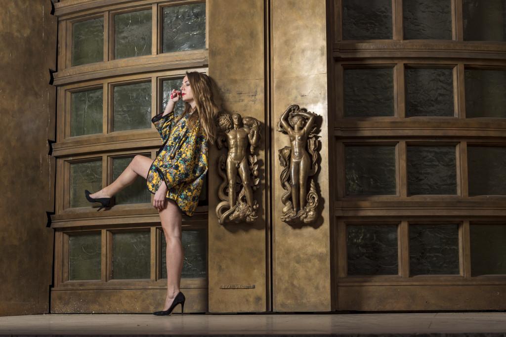 Marie Antoilette - kimonos réversibles - made in France