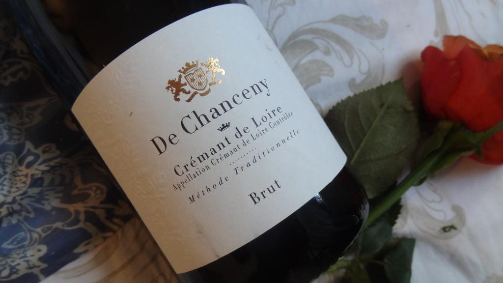 Crémant de Loire blanc brut - De Chanceny