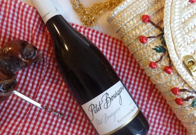 Petit Bourgeois – Sauvignon blanc 2017 – un vin blanc élégant