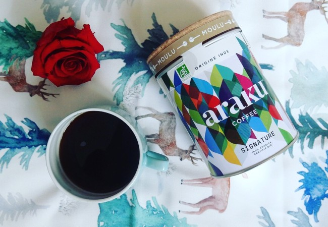 Naturalia – un petit déjeuner healthy, bio et gourmand – Araku Coffee