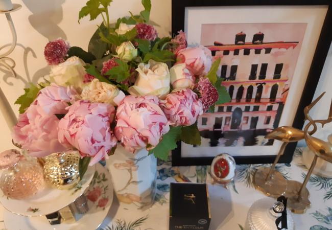 Interflora fête les mamans – bouquet de fleurs – chanson vraie
