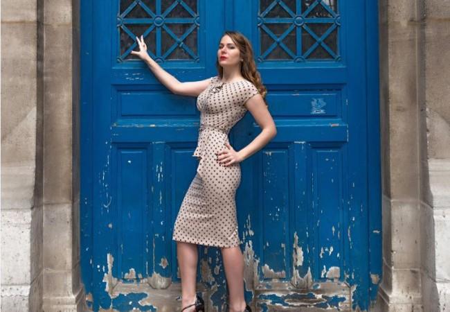 Miss Rétro Chic – la Parisienne vintage – look années 50