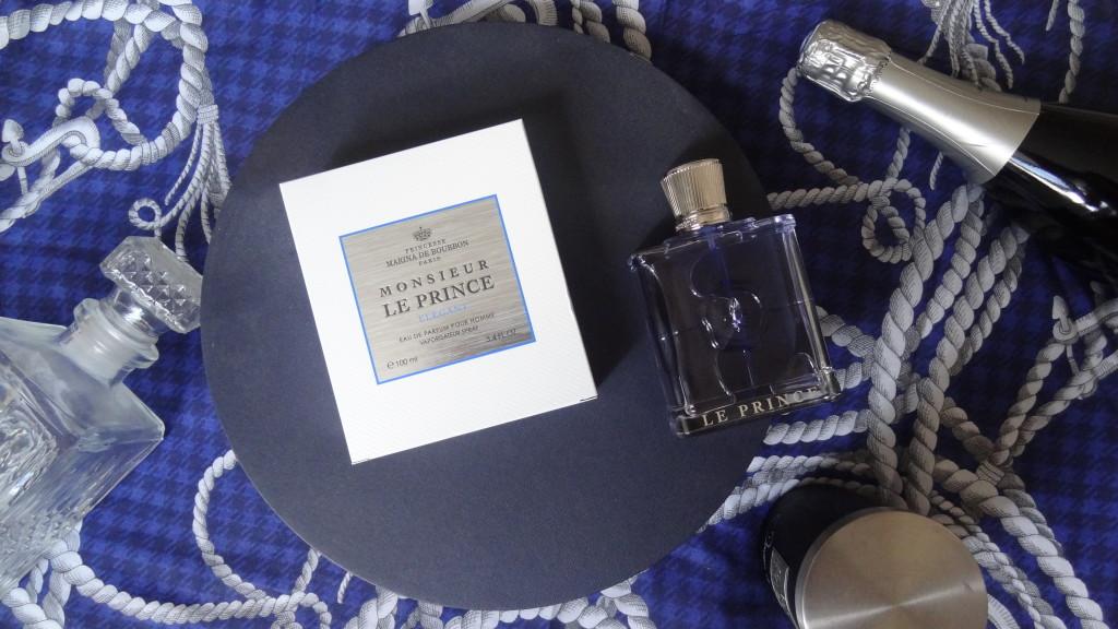 Monsieur le Prince Elégant – parfum Princesse Marina de Bourbon