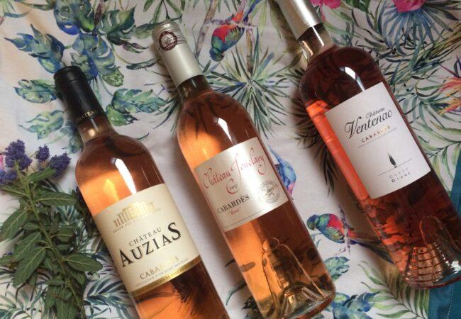 Vins rosés AOC Cabardès – des rosés festifs pour les beaux jours