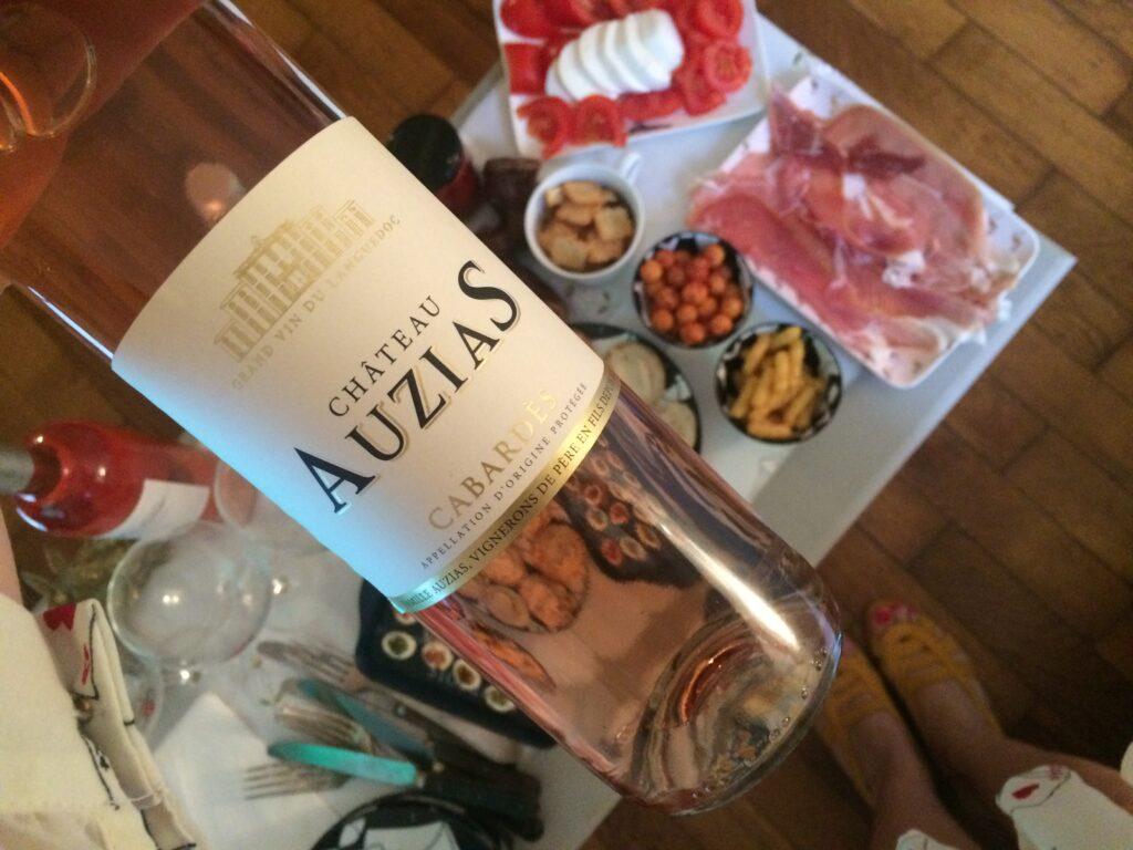 Vins rosés AOC Cabardès - des rosés festifs pour les beaux jours - château Auzias